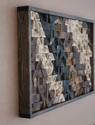 distressed wood artwork rustic reclaimed wood wall wood wall sculpture by gbandwood