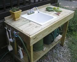Potting Bench Kits 22 Best Potting Bench U0026 Outdoor Sink Ideas Images On Pinterest