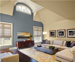painted living room walls home art interior