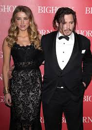 Johnny Bench Wife Johnny Depp Holds Hands With Wife Amber Heard Before Tight Embrace