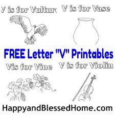 free preschool alphabet printables happy and blessed home