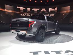 nissan titan warrior specs nissan should build the titan warrior concept truck yesterday