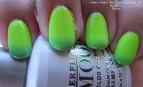Perfect Match Colors Perfect Match Mood Color Changing Gel Carinae L U0027etoile U0027s Polish