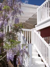 vinyl deck and porch railing buyers guide fence center