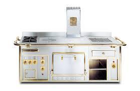 cuisine molteni cuisinière électrique à bois à gaz mixte the molteni range