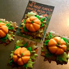 charlie brown inspired party favors it u0027s the great pumpkin