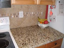Best Kitchen Images On Pinterest Backsplash Ideas Kitchen - Backsplash for santa cecilia granite