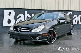 lexus ls 460 on forgiatos mercedes cls vehicle gallery at butler tires and wheels in atlanta ga