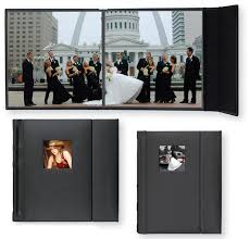 valencia designer photo albums with adhesive peel and stick pages