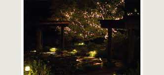 How To Decorate Outdoor Trees With Lights - outdoor home lighting best outdoor night spaces pictures