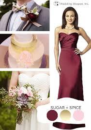 wedding color schemes top 10 winter wedding color schemes