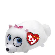 ty teeny the secret life of pets gidget stuffed animal small 4
