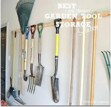 Diy Garden Tool Storage Ideas Diy Garden Tool Storage Fin Soundlab Club
