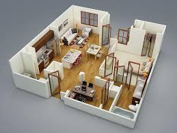 plantas de apartamento de um quarto quartos sims and apartments