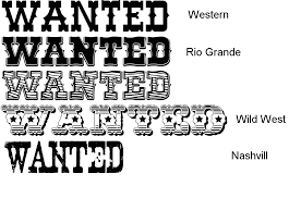 10 old western writing font images old western style fonts old
