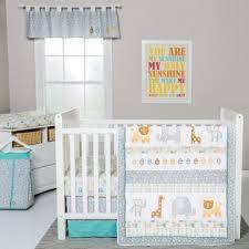 Crib Bedding Calgary Safari Jungle Crib Bedding Sets You Ll Wayfair Ca