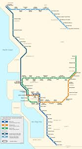 Seattle Link Rail Map Imperial U0027s Transit Maps