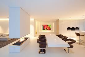 home decoration interior the modern hi macs house by karl dreer and bembé dellinger