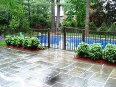 Landscaping Around A Pool by Landscaping Around Pool All Natural Landscapes Landscaping