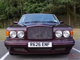 bentley brooklands 1997 bentley turbo rt mulliner wildberry mint