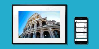 Top 10 Gadgets Of 2017 9 Best Digital Photo Frames Of 2017 Electronic Picture Frames In