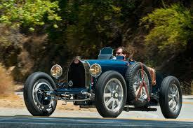 vintage bugatti john bothwell petersen automotive museum museum los angeles