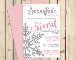 Winter Wonderland Baby Shower Etsy Your Place To Buy And Sell All Things Handmade
