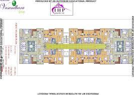 floor plan vasundhara dreams ring road near bombay hospital