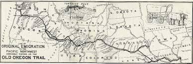 Oregon Trail Maps by Shortridge History Part 02