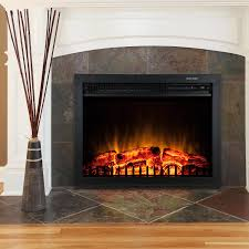 electric fireplaces fireplaces the home depot with large electric