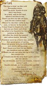 a cowboy s thanksgiving prayer 2013 f m light sons
