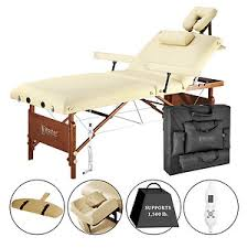 best heated massage table upc 655544282919 master massage del ray salon pro package therma