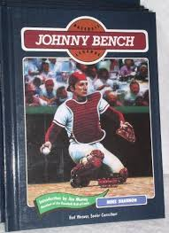 Johnny Bench Wife Johnny Bench Baseball Legends Mike Shannon 9780791011683