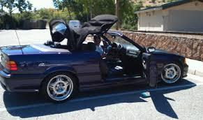 bmw e36 convertible hardtop for sale e36 4 sale 7000 1999 e36 m3 techno violet convertible