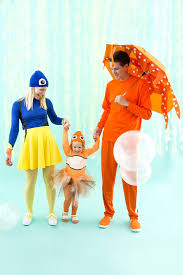 nemo halloween costume diy this finding dory family costume for an unforgettable