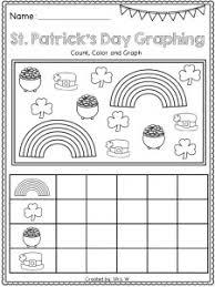 st patrick u0027s day worksheets for kids crafts and worksheets for