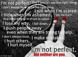 Long Term Love Quotes by I U0027m Not Perfect I Don U0027t Always Say The Right Thing I Don U0027t