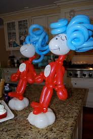 dr seuss balloons dr seuss birthday grove house special