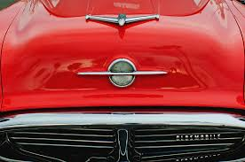 1956 oldsmobile ornament 4 photograph by reger