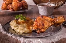 cuisiner poulet au four pilons de poulet au four amour de cuisine