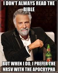 Episcopal Church Memes - the most interesting bible in the world