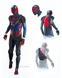spiderman costume redesign by anjinanhut on deviantart