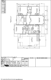 Modular Mansions Floor Plans by 100 Colonial Homes Floor Plans Ideas Creative Dfd House