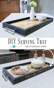 diy tray diy serving tray my love 2 create