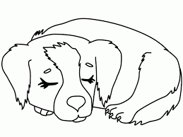 the most brilliant free puppy coloring pages intended to