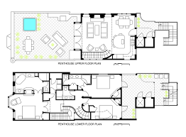Floor Plan Of by 28 Floor Pla Floor Plans Floor Plan Of The Penthouse 3