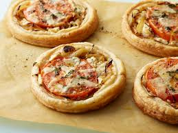 ina garten tomato tomato and goat cheese tarts recipe cheese tarts ina garten and