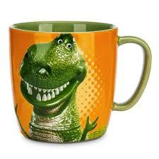 toy story rex dinosaur coffee mug u0027little arms big roar