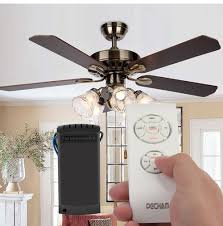 ceiling fan remote control kit universal wireless ceiling fan l remote controller kit timing
