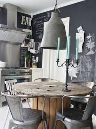 industrial interiors home decor 35 cool industrial dining rooms and zones digsdigs